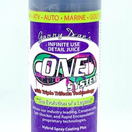 INFINITE USE DETAIL JUICE ONE w/ TRIPLE TRIFECTA TECHNOLOGY